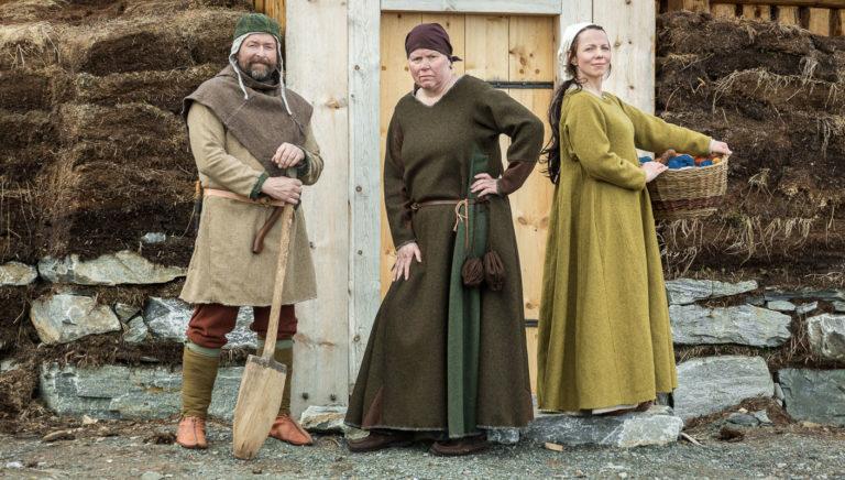 Velkommen til middelalderen © Sør-Troms museum