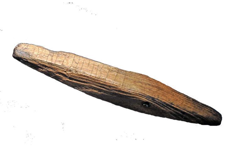 Runepinne © Sør-Troms museum
