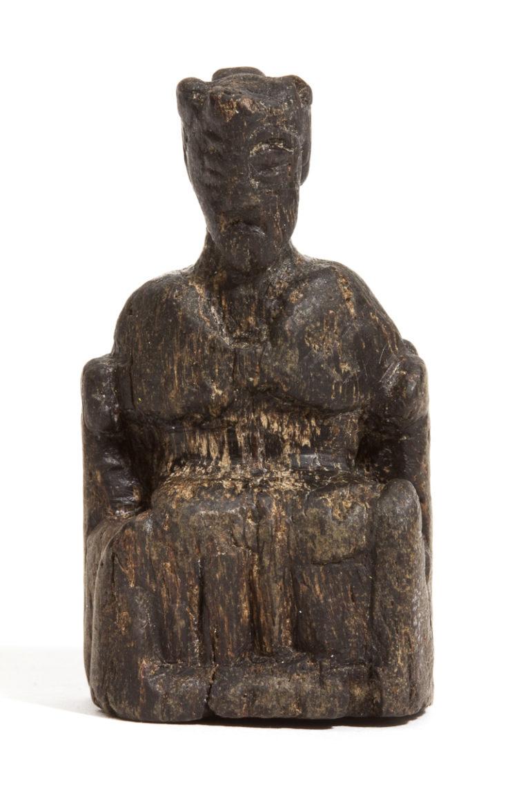 Sjakkonge © Sør-Troms museum