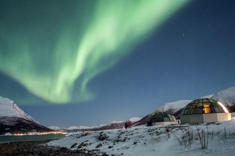 Northern Lights observation © Lyngen North