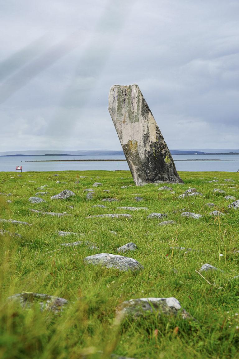 Sacrificial stone © Katelin Pell