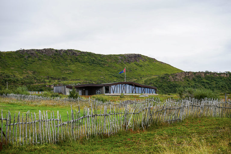The Museum Area © Katelin Pell